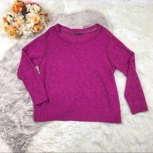 Eileen Fisher Cable Knit Sweater